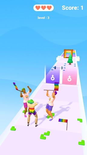 Gender Run 0.2 screenshots 1