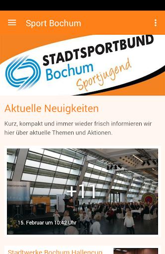 sportjugend bochum e.v. screenshot 1