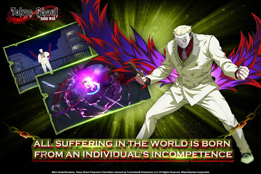 Tokyo Ghoul: Dark War 1.2.14 Screenshots 15