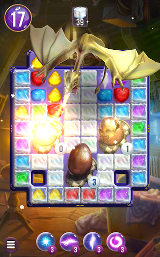 Harry Potter: Puzzles & Spells - Matching Games android2mod screenshots 6