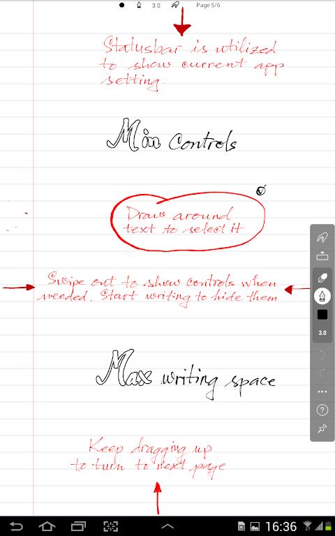 INKredible MOD APK 2.6.2 (Professional Unlocked) - Handwriting Be aware poster 10