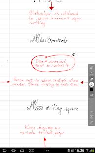 INKredible - Handwriting Note screenshots 11