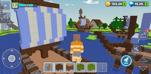 MiniCraft: Blocky Craft 2021 screenshots 16