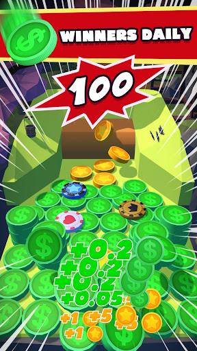 Lucky Pusher - Win Big Rewards 1.9.3 screenshots 2