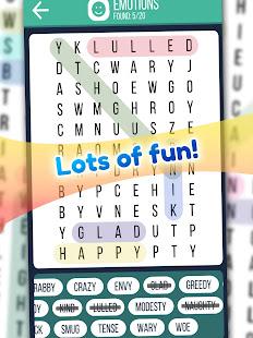 Word Search 2021 2.6 Screenshots 18