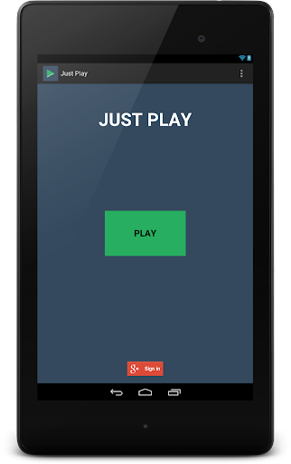 Just Play! For PC Windows (7, 8, 10, 10X) & Mac Computer Image Number- 8