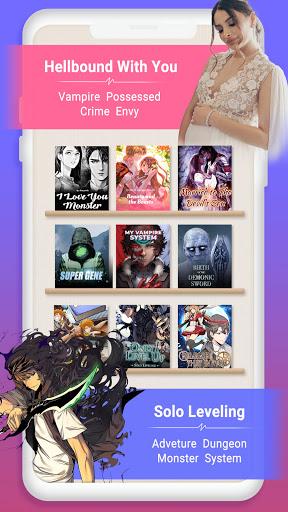 Webnovel 4.12.1 Screenshots 5