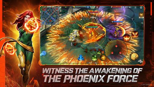 MARVEL Super War captures d'écran apk mod pirater preuve 3