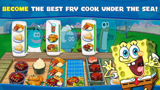 SpongeBob: Krusty Cook-Off 1.0.24 screenshots 1