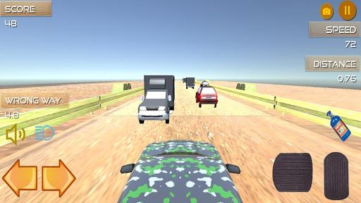Desert Highway Rush - Hot Wheels Asphalt APK MOD (Astuce) screenshots 6