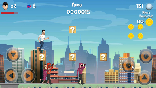 Infovlogger El videojuego Game Hack Android and iOS 5