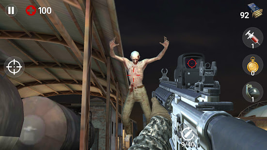 Image For Dead Fire: Zombie shooting Versi 1.3.3.7 2