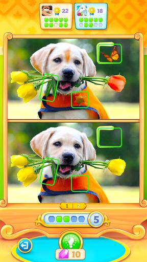 Fun Differences - u043du0430u0439u0434u0438 u0432u0441u0435 5 u043eu0442u043bu0438u0447u0438u0439! 0.1.105 screenshots 1
