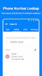 screenshot of Caller ID - Phone Dialer, Call Blocker