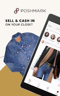 Poshmark-ファッションの売買