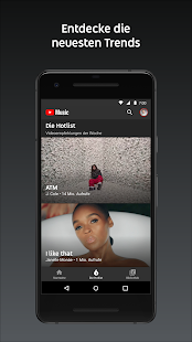 YouTube Music - Musikstreaming und Videos Screenshot