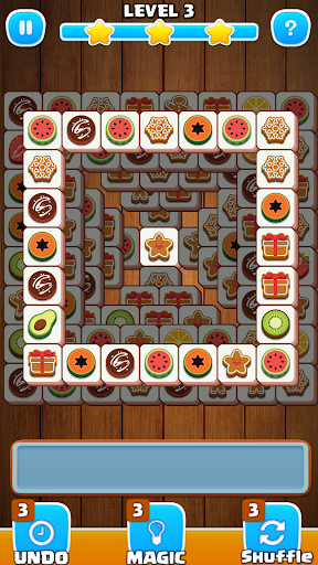 Tile Match Sweet - Classic Triple Matching Puzzle  screenshots 3