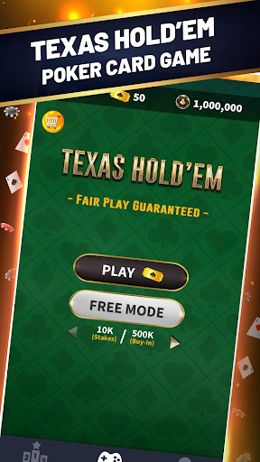 Texas Hold'em - Poker Game screenshots 1
