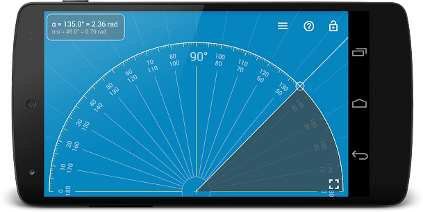 Millimeter Pro – screen ruler, protractor, level 2.3.0 MOD for Android (Unlocked) 2