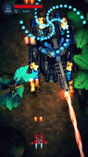 galactic attack: alien screenshot 1