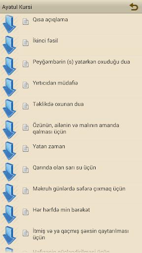 Ayətul Kursi By Bygajiyev Google Play United States Searchman App Data Information
