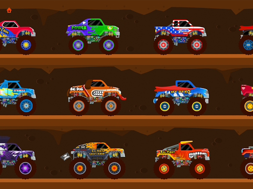 Monster Truck Go - Racing Games Kids 1.1.3 screenshots 6