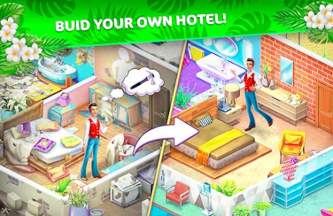 Hidden Hotel Miami Gizemi Para Hileli Apk Güncel 2021** 4