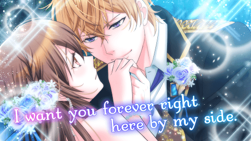 WizardessHeart - Shall we date Otome Anime Games 1.9.0 screenshots 9