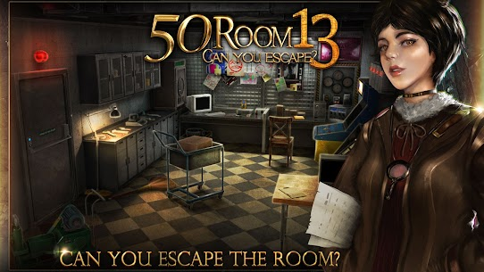 Can you escape the 100 room XIII MOD APK 5 1