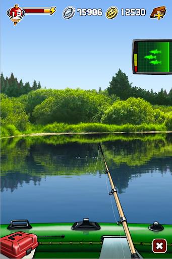Pocket Fishing  screenshots 11