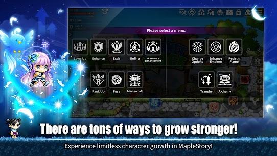 MapleStory M – Açık Dünya Oyun Oyna Full Apk İndir 5