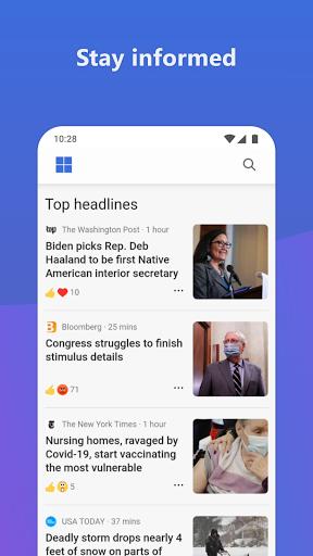 Microsoft Bing Search modavailable screenshots 4