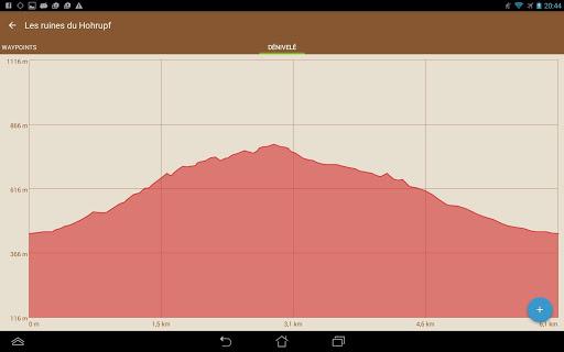 Visorando GPS randonnu00e9e 3.0.6+ Screenshots 14