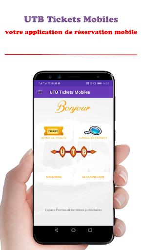 Tickets UTB  Screenshots 2