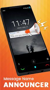 Caller Name Announcer – Sms Talker & Call Splash 4