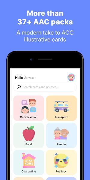 Leeloo AAC - Autism Speech App for Nonverbal Kids