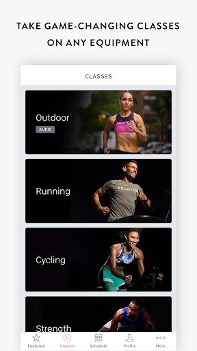Peloton - at home fitness Apkfinish screenshots 1