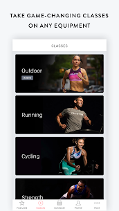Peloton – at home fitness Apk 3