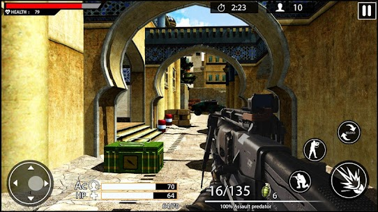 Machine Gun Shoot War Shooter 2k18 Game Hack Android and iOS 4
