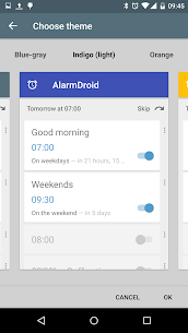 AlarmDroid (alarm clock) 2.4.18 Apk 3