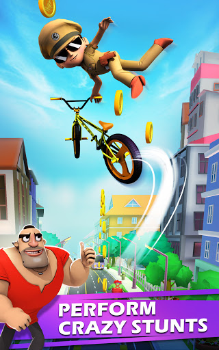 Little Singham Cycle Race 1.1.173 screenshots 12