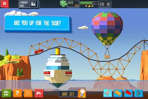 Build a Bridge! apktram screenshots 6