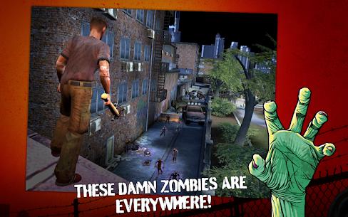 Zombie HQ (обновлено v 1.8.0) + Мод (много денег) 1