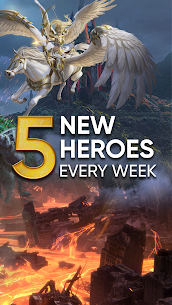 Legendary: Game of Heroes MOD APK 3.9.8 (Quick win) 6