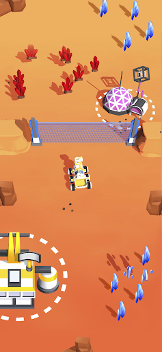 Space Rover: idle planet mining tycoon simulator 1.93 screenshots 3