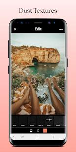 Tezza - Aesthetic Photo Editor, Presets & Filters screenshots 4