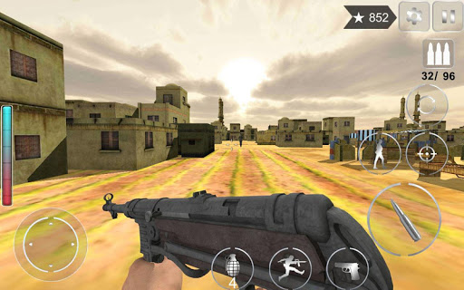 Call Of Courage : WW2 FPS Action Game 1.0.13 screenshots 11