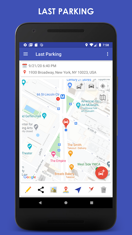 ParKing Premium: Find my car - Automatic  poster 0