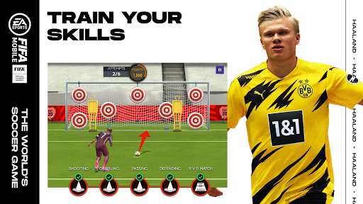 FIFA Soccer 14.5.01 screenshots 2