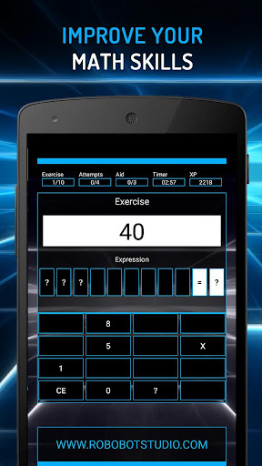 mathematical puzzles - math games for adults screenshot 1